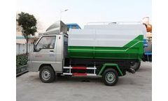Foton - Mini Side Loader Garbage Truck