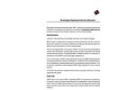 Terms & Warranty Info Brochure