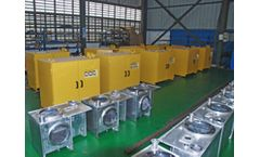 BMF - Hydraulic Actuators System
