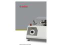 Metkon - Precision Cutter Brochure