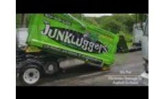 Monster Dumpster Shoe - Demonstration Video