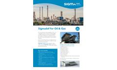 Sigmadaf for Oil & Gas
