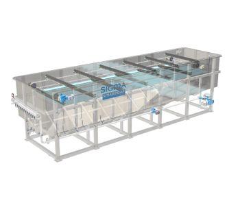 SIGMADAF - Model FPAC - Dissolved Air Flotation System DAF Clarifier