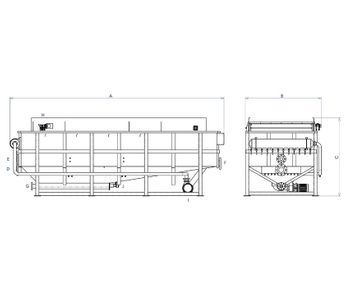 Dissolved Air Flotation System DAF Clarifier-4