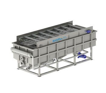 Dissolved Air Flotation System DAF Clarifier-1