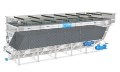 SIGMADAF - Model FPHF - Dissolved Air Flotation System. DAF Clarifier