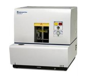 Sedigraph - Model 5120 - Particle Size Analyzer