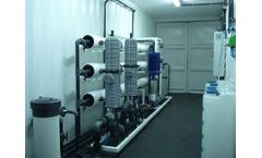 Containerized Reverse Osmosis Systems