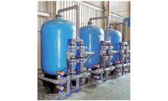 Iron-Manganese-Nitrite Filters System