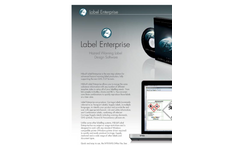 Label Enterprise - Hazard Warning Label Design Software Brochure