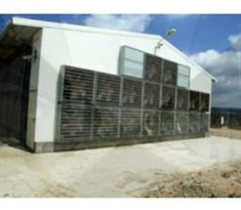 AgriGate - Poultry Farm
