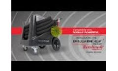 Rotobrush BrushBeast Air Duct Cleaning Equipment Video