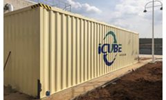 Danmotech - Model iCUBE Series - Integrated Wastewater Treatment Plant