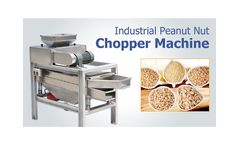 Why Is Peanut Cutter Machine Hygienic And Cost-Effective?
