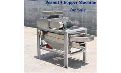 Peanut Crusher Machine in Kenya