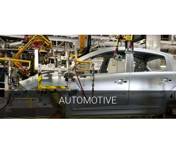 Process cooling and industrial comfort applications solutions for automotive industry - Automobile & Ground Transport