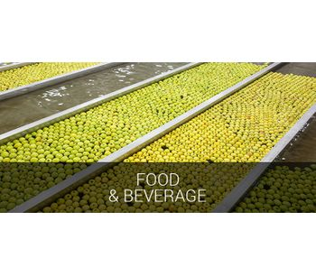 Process cooling and industrial comfort applications solutions for food and beverage industry - Food and Beverage
