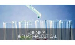 Process cooling and industrial comfort applications solutions for chemical and pharmaceutical industry