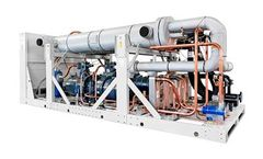 Case study: MODEL: EWB3.1690 - WATER COOLED LIQUID CHILLER FOR ENGINE TESTING