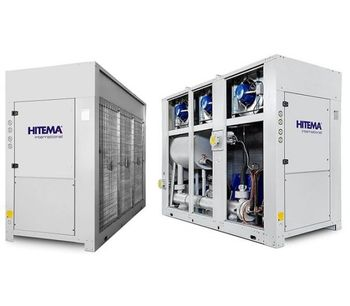 Hitema - Model CSE Series - Air-Cooled Liquid Chillers With Centrifugal Fans