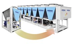 Hitema - Model SBS Series - Air-Cooled Liquid Chillers With Axial Fans