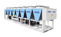 Hitema - Model SBSF Series - Free-Cooling Liquid Chillers With Axial Fans