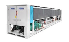 Hitema - Model EET Series - Air-Cooled Liquid Chillers with Axial Fans for Wineries, Agriculture & Farming & More
