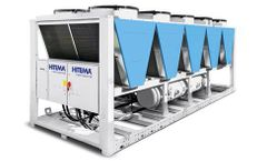 Hitema - Model AHA Series - Air-Cooled Liquid Chillers with EC Axial Fans for Wineries, Agriculture & Farming & More