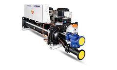 Hitema - Model AHW.875 - Water-Cooled Liquid Chiller