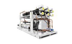 Hitema - Model ENW.700 - Water-Cooled Liquid Chiller