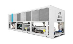 Hitema - Model ECS.800 - Low Water Temperature Air Cooled Chillers