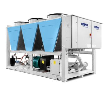 Hitema - Model ISV Series - Air-Cooled Liquid Chillers for Wineries, Agriculture & Farming & More