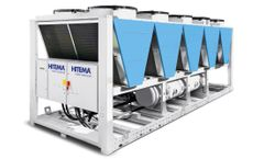 Hitema - Model ISVF Series - Free-Cooling Liquid Chillers with Axial Fans for Wineries, Agriculture & Farming & More