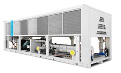 Hitema - Model NOVA Series - Air-Cooled Liquid Chillers Cooling Capacity Range 283kW - 2174kW for Wineries, Agriculture & Farming & More