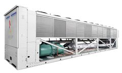 Hitema - Model NOVAF Series - Free-Cooling Liquid Chillers Cooling Capacity Range 266kW - 1534kW for Wineries, Agriculture & Farming & More