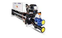 Hitema - Model TFW.875 - Water-Cooled Liquid Chiller