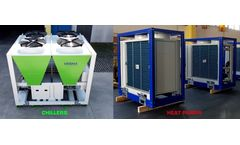 Hitema - Chillers & Heat Pumps Rental Service