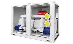 Hitema - Model HYD Series - Hydro-Module. Carbon Steel Water Storage Tank