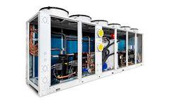 Hitema - Model HFT Series - Air-Cooled Reversible Heat Pump Heating Capacities: 34kW - 442kW