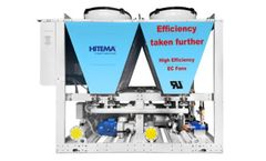 Hitema - Model SBSF-OPT Series - Optimized Free-Cooling Liquid Chillers With Axial Fans