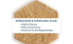 Tidal Scrub - The Germ & Odor Killing Sponge