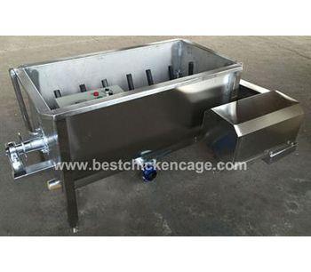 Hebei - Chicken Scalding Machine