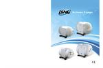 Air Operated Bellows Pump DT Series  Catalog