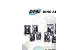 Dinoair Operated Double Diaphragm Pumps Brochure