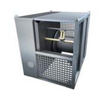 OceanEnviro - Model 2.5 - Electrical Winch