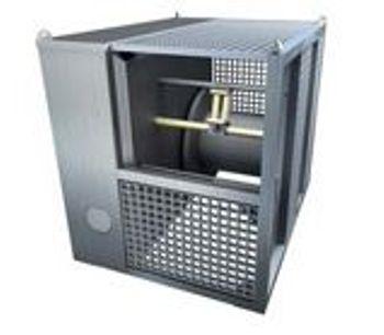 OceanEnviro - Model 8.6 - Electrical Winch