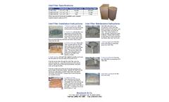 Blocksom - Storm Water Inlet Filter Brochure
