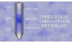 Aerosol Devices Inc. Aerosol Sampling Using Condensation Growth Tube - Video