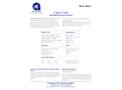 Activated - Model CHAR-CARB - Granular Carbon Filter Media Brochure