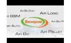 Company Bioprom Kharkiv 2017 Video
